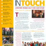 Fox Chase Cancer Center Full Color Re-Designed Print Newsletters